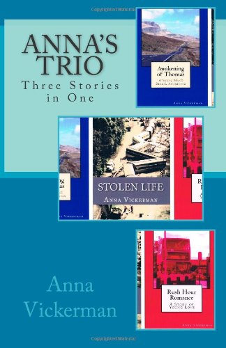Sale alerts for CreateSpace Independent Publishing Platform Anna's Trio: Three Stories in One - Covvet