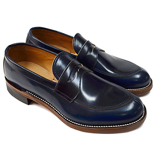 (メイカーズ)Makers V TIP LOAFER NAVY makers66296 サイズ23.5 色NAVY