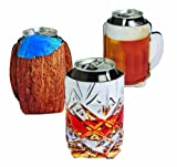DCI DrinKooliez Drink Sleeve Koozie, Assorted