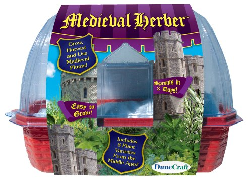 DuneCraft Windowsill Greenhouses Medieval Herber