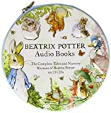 img - for Beatrix Potter Audio Books (The Complete Tales and Nursery Rhymes of Beatrix Potter on 23 CD's) book / textbook / text book