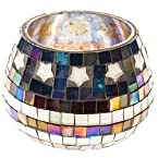 Stars and Stripes Mosaic Tealight Holder
