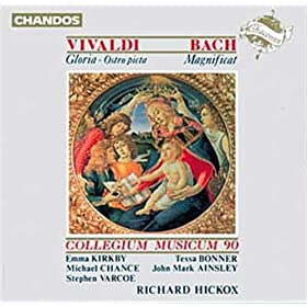 """Magnificat en ré majeur, BWV 243: X. Trio """"Suscepit Israel"""""""