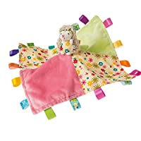 Mary Meyer Taggies Petals Hedgehog Character Blanket from Mary Meyer