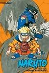 Naruto (3-in-1 Edition), Vol. 3: Incl...