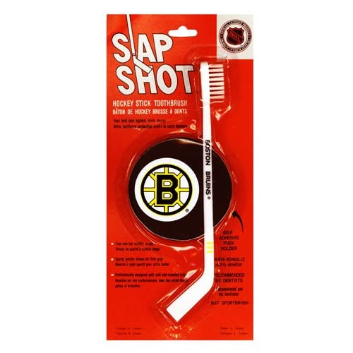 Bruins Hockey Stick Hockey Stick Toothbrush