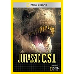 Jurassic CSI - (2 Discs)
