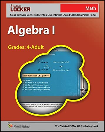 Math- Algebra I for Mac [Download]