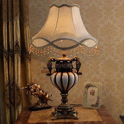 ttr-kunst-harz-tabelle-lampenschirm-beige-farbe-stoff-verglasung-wurdevoll-nachttischlampe