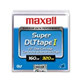 Maxell 22921100 Super DLTtape I 110/320GB Tape Cartridge