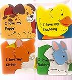 I Love My ... Rabbit Puppy Kitten Duckling -…