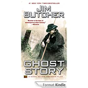 Ghost Story: A Novel of the Dresden Files