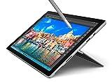 マイクロソフト Surface Pro 4 サーフェス プロ Windows 10 Pro タブレット 単体モデル 米国版 (Core i7/256GB/8GB RAM) [並行輸入品]
