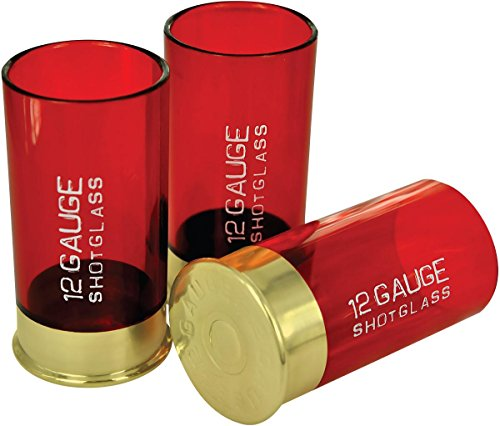 12 Gauge Shot Glass Set di bicchierini Standard