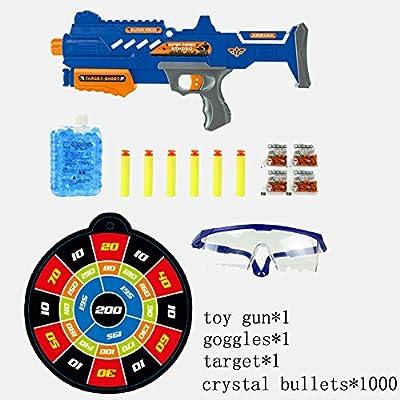 cc-Large 1000 EVA Bullet Water Soft Bullet Imitation Gun Soft Bullet Toy Gun by cc that we recomend individually.