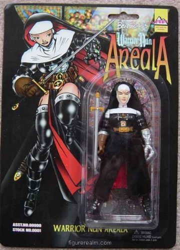 Warrior Nun Areala - 1