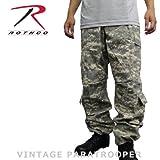 1253【ROTHCO/ロスコ】 Ultraforce Vintage Paratrooper Pants カーゴパンツ ACUデジタルカモ (L)
