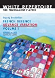 img - for French Defence Advance Variation: Volume One (Progress in Chess) book / textbook / text book