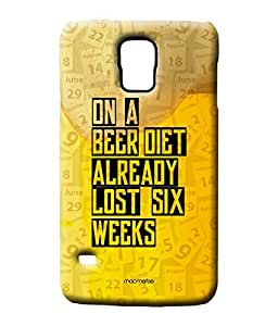 Beer Diet - Sublime Case for Samsung S5