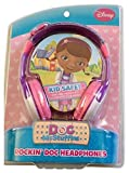 KIDdesigns Doc McStuffins Rockin Doc Headphones