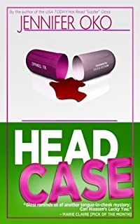 Head Case by Jennifer Oko ebook deal
