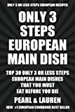 Top 30 Only 3 Or Less Steps EUROPEAN MAIN DISH Recipes That You Must Eat Before You Die