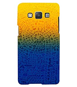 PRINTVISA Abstarct Pattern Case Cover for Samsung Galaxy Grand Max