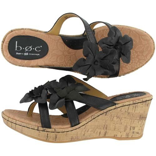 Women's BOC Born Concept, Jamaica BLACK 7 M