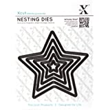 DOCrafts Xcut Nesting Dies, Star