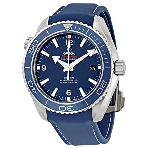 Omega Seamaster Planet Ocean 600 M Co-Axial Automatic Mens Watch 23292462103001