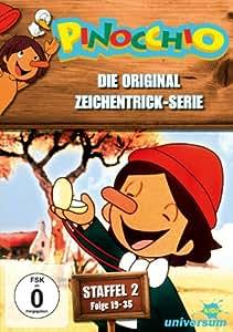 Pinocchio - Staffel 2 [3 DVDs]