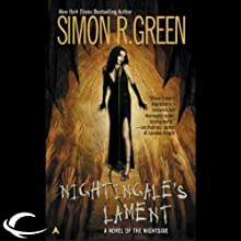 Nightingale's Lament: Nightside, Book 3 (       UNABRIDGED) by Simon R. Green Narrated by Marc Vietor