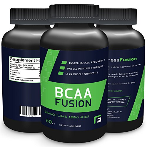 BCAA-Lean-Muscle-Growth-Protein-Nutritional-Supplement-by-Fitness-Fusion-100-Natural-Effective-Branch-Chain-Amino-Acids-Formula-for-Mass-Gain-Bodybuilding-and-Weightlifting-Athletes-60-Capsules