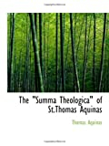 "Image of The ""Summa Theologica"" of St.Thomas Aquinas"