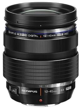 OLYMPUS 標準ズームレンズ ED 12-40mm F2.8 防塵 防滴 マイクロフォーサーズ用 M.ZUIKO ED 12-40mmF2.8PRO
