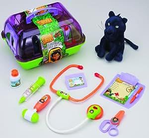 .com: Jungle Book Electronic Vets Playset - Bagheera: Toys & Games