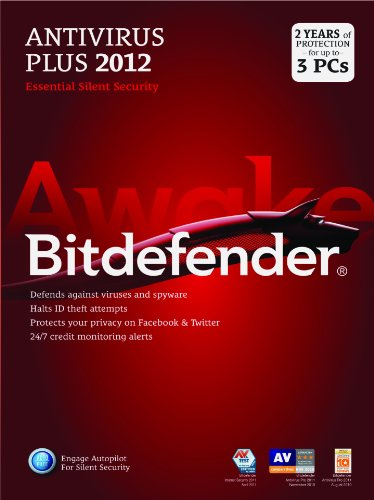 Anti Virus Plus 2012 - 3 Users/2 Year [Download]