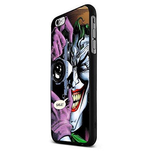 Joker Batman the Killing Joke Custom Case for Iphone 5/5s/6/6 Plus (Black iPhone 6) at Gotham City Store