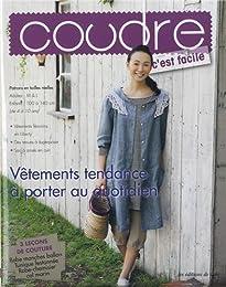 Vêtements tendance à porter au quotidien : 3 leçons de couture - Robe manches ba