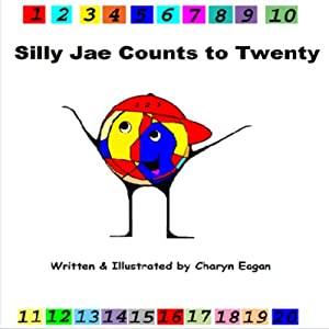 Silly Jae Counts to Twenty Audiobook