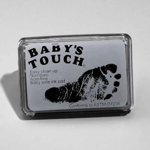 Babys-Touch-Baby-Safe-Reusable-Hand-Foot-Print-Ink-Pads