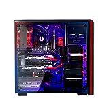 BitFenix Nova TG Black, Gaming Case, ATX/mATX/Mini ITX Mid Tower Case - Tempered Glass Window, -BFX-NTG-100-KKWSK-RP