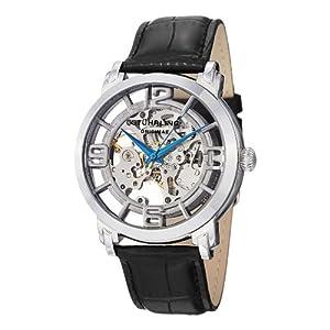Stuhrling Original Men's Classic Skeleton Automatic Watch