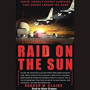 Raid on the Sun Audiobook