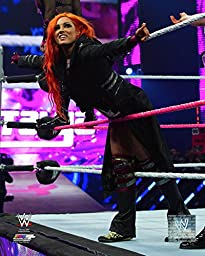 Becky Lynch WWE Diva Action Photo (Size: 8\