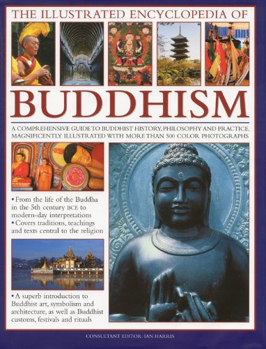 Book Cover for The Illustrated Encyclopedia of Buddhism