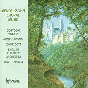 Amazon.com: Mendelssohn: Choral Music: Felix Mendelssohn, Matthew ...