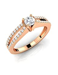 Royal Solitaire Engagement Ring (AELR0058Y)