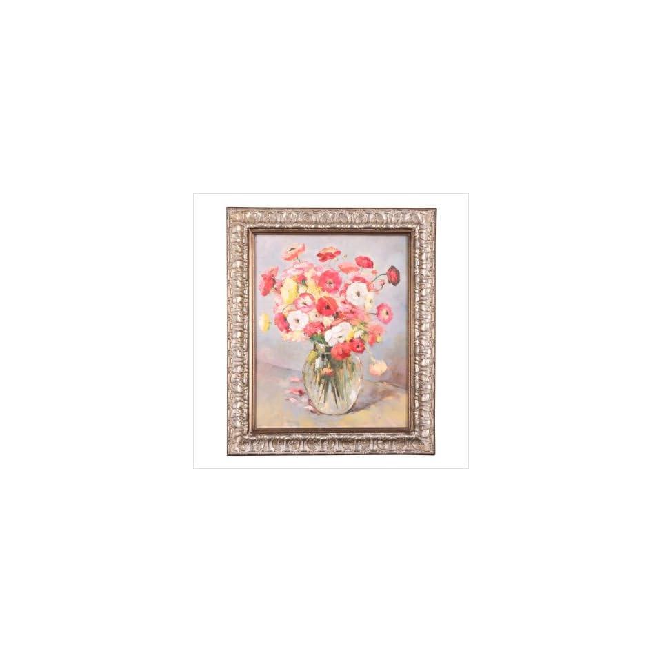 Poppy Jubilee Still Lifes Art 40730 By Uttermost