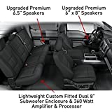 JBL Concert Edition Audio System for the 2015-16 Ford F150